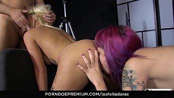 manos las bajes no Foot fetish lesbians in wild orgy