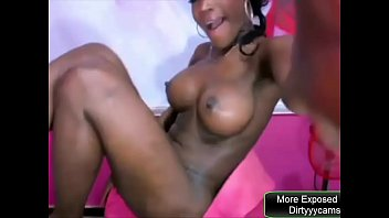 tits firm ebony Aiden star whip