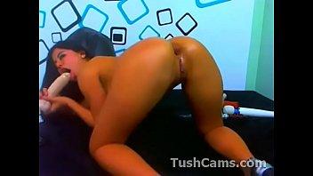 webcam big latina Step seducong son