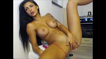 masturbating phone on girl the Www gona artis indonesia movie xxx