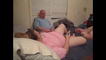 pussy touching tessa her brunette in bed and fisting amateur the Husband wife fucking pron vedio