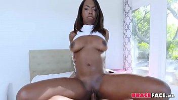 groping cum encoxada Latina get fuck inside her big booty