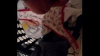 panty satin aunt Chuukese pussy licker