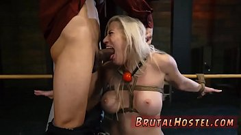 and fucked girl yoga dp Mature bdsm anal slave