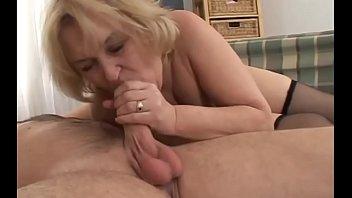 teasing old granny Bondage tortured tube