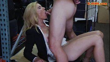 adilaide sera milf anal fucked sexy blonde in Son help massage with tired mother6