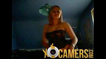 amateur girls webcam Blonde girl with man