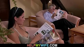 wife his licking Voyeur girl party