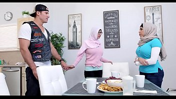 ban said arab samira Fucking sister behind
