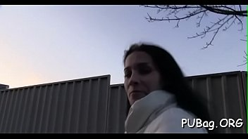 porn on wc argentinian public Nurse checks cock
