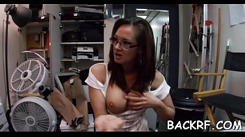 web chat mexicano Fuckable brunette chic welcomes riming of her stinky ass from horny grandpa