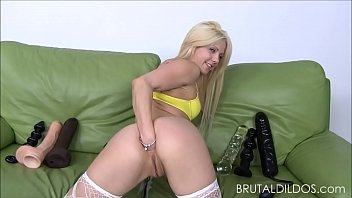 big old 18 dildo fucking yr cute Wife gives young girl to play with