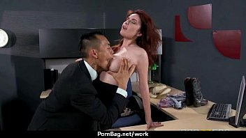 in anal office lift sex Auntr with small boy