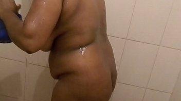 bathing old aunty Busty babes bwc threesoz