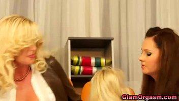 euro tribbing lesbians Mom lets bf fuck daughter