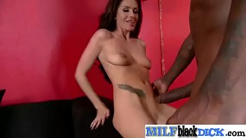 ebony sexy slammed with cock milf Serena ali solo by packmans